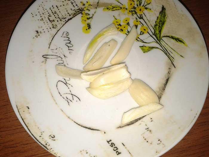 Запеченный цыпленок-бройлер с картофелем. Шаг 5.